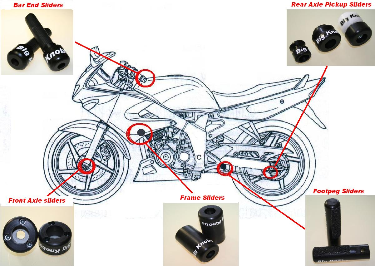 Wiring Diagram Suzuki Fxr 150 Phone Wire Diagrams Harley The Definitive Bucket Bike Track Protection Guide Page 2 Handlebar